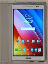 新型Android、ZenPad 8.0を入手