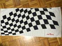 F1 Honda Racing タオル