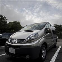 Bonjour Renault Trafic !! (トラフィック こんにちは♪)