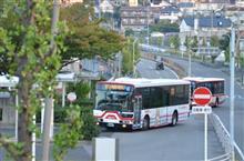 名鉄バス ノンステップ大型路線バス