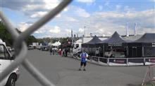 WRCドイツラリー のサービスパークだけ見てきました。