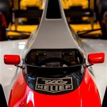 【写真】Mclaren Honda MP4/4, MP4/5B, MP4/6, MP4/7(1988~1992)