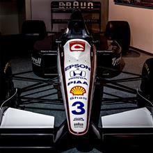 【写真】Tyrrell Honda 020 (1991)