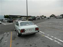 『よ!懐かしい車集合in朝霧高原』に行って来ました。