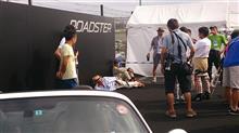 メディア対抗ロードスター4時間耐久レース!