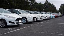 またまたフォード車でシトロエン合同オフ会に参加してきました(^^)/