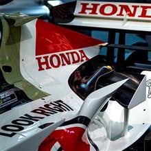 【写真】Honda RA106 (2006)
