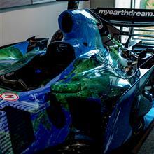 【写真】Honda RA107 (2007)