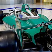 【写真】Petronas Toyota Tom's RV8K (2012 フォーミュラ・ニッポン)