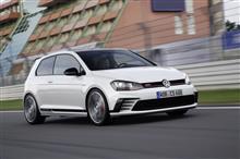 VW ゴルフ GTI クラブスポーツ