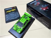 ランボルギーニ ミニカーコレクション6 買いました!