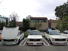 代官山モーニングクルーズはBMW2002