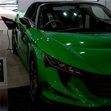 【写真】Toyota TE-Spyder 800