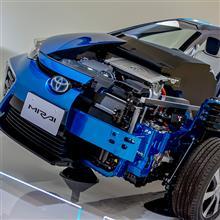 【写真】Toyota MIRAI