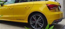 Audi S1 納車