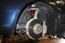 BMW F07 535GT オレンジWOLF ECDキット 暫定モデル