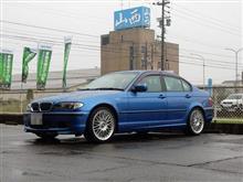 メンテナンスは大事...BMW E46 318i エンジンオイル交換 FUCHS 5W40