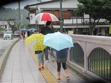 秋雨の中の飛騨高山へのドライブ&小旅行(2015.09.06)のお話♪