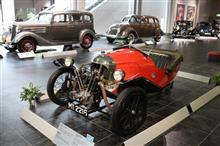 トヨタ博物館の英国車たち