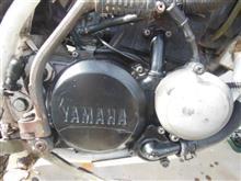 DT50クラッチ プレッシャープレート位置調整