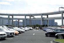 Audi大黒オフ参加'15.09