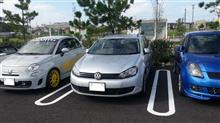 湘南モーニングクルーズ(フランス車)を見学してきました。