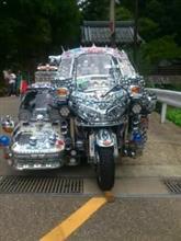 偶然見つけたデコバイク