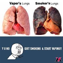 禁煙、始めてました