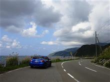 津軽海峡秋景色