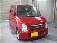 ワゴンR 全塗装 板金塗装 自動車修理 愛知県豊田市 倉地塗装 KRC