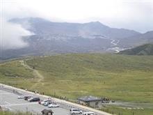 耶馬渓を通って阿蘇山に行って来ました