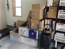 ERECTA エレクター棚を置いてスッキリ収納