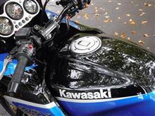 秋の夜長は・・・やっぱ、バイクの話でしょ ♪