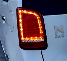 クリスタルアイ N-ONE 3Dホール LEDテール ついに発売開始!!