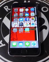 iPhone6sに機種変