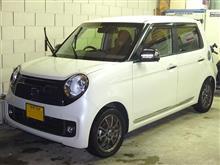 N-ONE 洗車&ゼロドロップ!