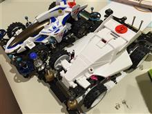 惜しくも3位 ダッシュ&ドラゴン ミニ四駆レース HBZ与野