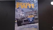 GP CAR STORY Vol.13 Williams FW11