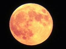 月がとってもデカイから…