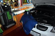 ボッシュ エアコンサービス BMW E87