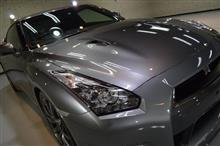 マルチパフォーマンス・スーパーカー 日産・GT-Rのガラスコーティング【リボルト名古屋】