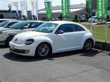 継続車検完了...VW The Beetle ついでにメンテナンス...色々