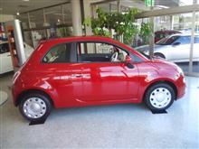 〈展示車〉FIAT 500 1.2 TwinAir Pop