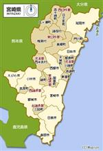 宮崎県内の一般道のオービスが撤去された模様