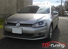 【TDI Tuningガソリン車用サブコン】VWゴルフ7 Tuning BOXインプレ頂きました!