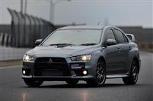 Mitsubishi Lancer Evolution Final Edition Movie ・・・・