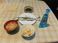 旬の夕食▂▅▇█▓▒ ('ω') ▒▓█▇▅▂うまあああああ