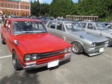 流星号(BMW E30 320i)ミドルツーリング-北陸スカイラインフィスティバル於日本自動車博物館パート2-