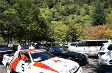 ★ここは毎月がモーターショー!(苦笑)色んな車種が集まりますョ!10月のFC-WORKS奥多摩湖オフ開催です!(*^_^*)