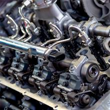 【写真】【ミュンヘン】BMW Welt part.2, M5(F10) S63B44B V8 Twin Turbo Engine